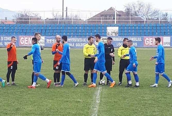 Derby-ul amical al Crișului Alb, adjudecat de trupa lui Todea: Național Sebiș – Crișul Chișineu-Criș  2-1