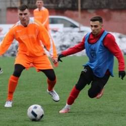 UTA a mai pus mâna pe un talent din județul Alba: Truță a dat probe la Sassuolo și a fost monitorizat și de Atalanta