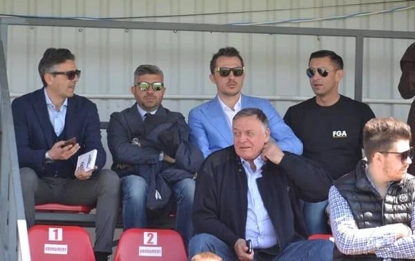 Șeful scouterilor lui AC Milan, cu ochii pe utistul Miculescu