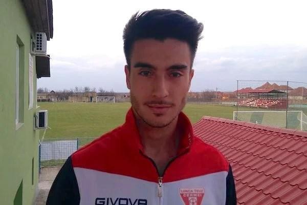 """Gruiescu a spart gheața în Liga 3-a: """"Nivel mai bun decât la Elite, vreau să ajung cât mai sus ca fotbalist"""""""