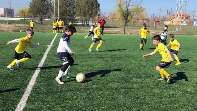 Photo of Victoria Nădlac a câștigat primul trofeu pus la bătaie chiar la Vamă, la o competiție rezervată copiilor U10