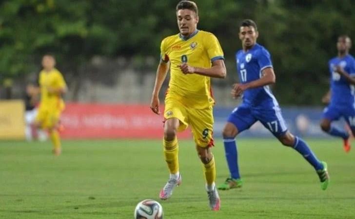 Adi Petre nu a putut onora convocarea la naționala de tineret pentru amicalele cu Spania și Danemarca