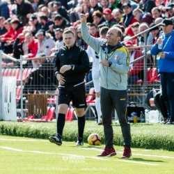 """Antrenorii utiști au destule dureri de cap înainte de meciul cu Luceafărul și-și pun o întrebare: """"De ce alte terenuri din Arad sunt mai îngrijite?"""""""