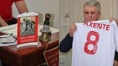 """Photo of A 74-a aniversare a """"Bătrânei Doamne"""", sub semnul extremei ce a îngenunchiat Feyenoordul: """"Mircea Axente, de pe maidanele Aradului în casa campioanei lumii"""""""
