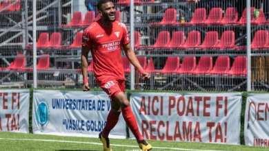 """Photo of A venit și primul gol al lui El Hasni în """"alb-roșu"""": """"Puteam face 3-1 sau 4-1, dar meciul nu a mers în direcția aceea. Greșeala e umană"""""""