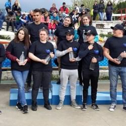 Kaiaciştii CSM-ului au vâslit pentru medalii pe Bega