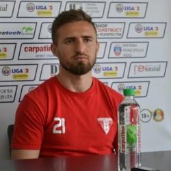 """Utistul Neagu, încă își caută forma de altădată: """"Voi crește odată cu echipa, la Balotești starea terenului va nivela valorile"""""""