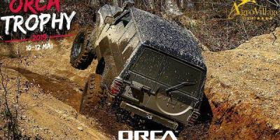 """Două săptămâni până la """"ORCA Trophy 2019"""", competiție de offroad pentru vehicule 4×4"""