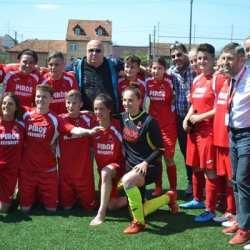 """AC Piroș Security, la un singur succes de promovarea matematică în Liga 1: """"Cadou frumos de Sărbători, e mai ales meritul fetelor și al conducerii"""" + FOTO"""