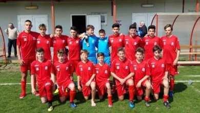 Photo of Selecționata Under 14 a Aradului, mai bună decât timișenii în penultima etapă a turneului zonal 5
