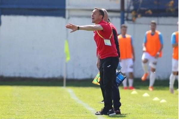 """Tănase a decretat: """"Meciul cu UTA e crucial pentru noi, trei puncte ne-ar liniști mental"""""""