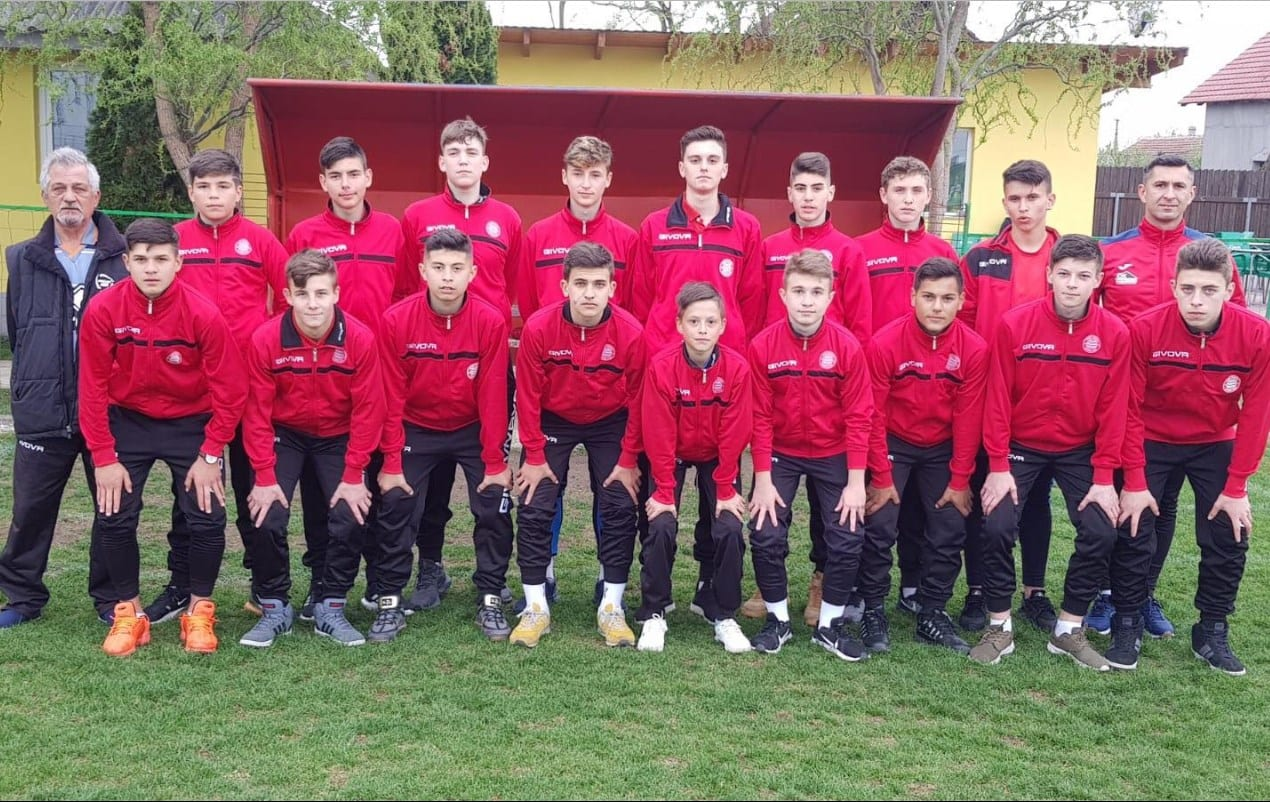 Viitorul Under 15 a bătut-o pe Poli în primul meci al turneului zonal de la Timișoara și are șanse la calificarea în semifinale!
