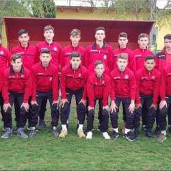 Viitorul 2004, printre cele mai bune echipe din țară: Puștii lui Maghici au câștigat clar la Oradea și sunt campionii seriei a 13-a în Liga Elitelor U15!