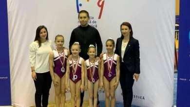 Photo of Micile gimnaste de la CSM Arad sunt vicecampioane naționale