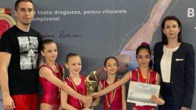 """Photo of Micile gimnaste, în prim-plan la Cupa """"Andreea Răducan"""""""