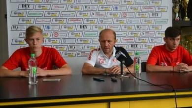 """Photo of Juniorii Hrezdac și Isac, pregătiți de vizita pe """"Cluj Arena"""": """"Să ne întoarcem acasă cu cel puțin un punct!"""""""