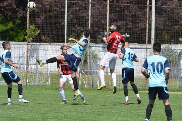 Campionatul Ligii a IV-a încă mai are suflare: CS Ineu - Unirea Sântana 3-4 + FOTO