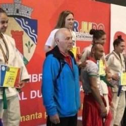 Unirea Sântana, CS Judo și CSM Arad au dat campioni naționali la judo U13-U15!