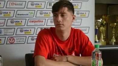 """Photo of Miculescu are ambiții mari pentru la anul în tricoul UTA-ei: """"Să terminăm pe podium!"""""""