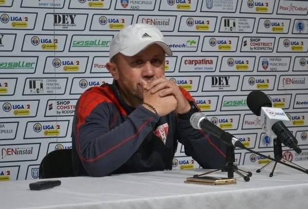 """Păcurar, în lacrimi când a venit vorba despre Ionuț Popa: """"Suntem afectați de starea dânsului, el a vrut să creeze această echipă..."""""""