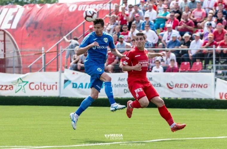 Liga a II-a, etapa a 37-a: Petrolul nu abandonează cursa spre Liga 1 după succesul de la Arad