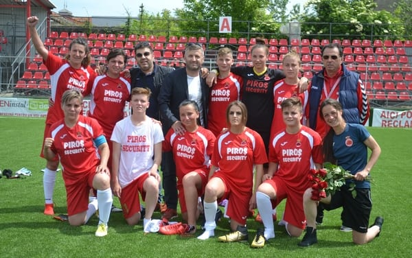 """Tot ce-și dorește Gigi Cameniță de ziua sa este să mai antreneze pe stadionul UTA: """"Echipa de fotbal feminin merită tot ce-i mai bun din partea Aradului"""""""