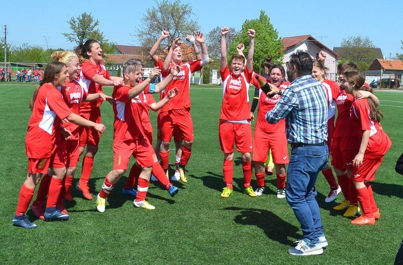 Fotbalistele de la Piroș Security debutează în Liga 1 cu Alexandria, pe 25 august!
