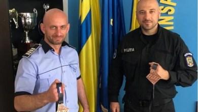 Photo of Doi polițiști arădeni – medaliați la jiujitsu brazilian, în Croația