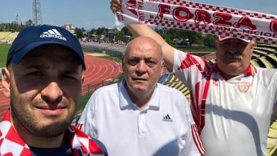 """Photo of Trei fani pentru UTA, în Trivale! Unul a venit de la Arad, cu trenul și a trăit și vremuri de glorie: """"Era o încântare…dar – poate – reaprindem flacăra"""""""