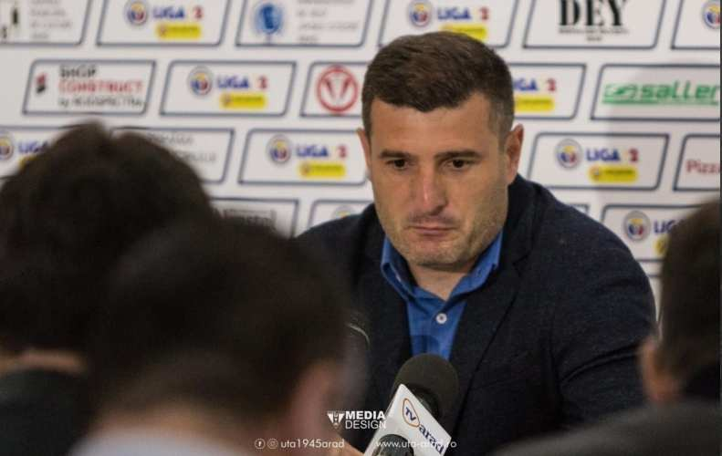 Balint ajunge mâine seară la Arad, se oficializează primele transferuri la UTA?