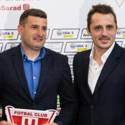 """Balint și-a încheiat oficial treaba la Metaloglobus și e preocupat de formarea lotului la UTA: """"Negocieri avansate cu mulți jucători, Tomozei și Hlistei printre ținte"""""""