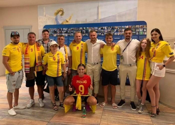 """Arădeanul Petre, foarte optimist după calificarea României în semifinalele Euro U21: """"Nu dăm niciodată înapoi, mergem să câștigăm trofeul!"""""""