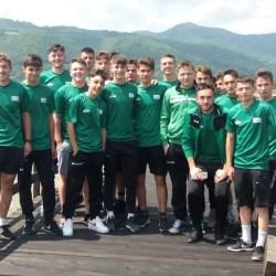 Opțiune pentru calificarea la turneul semifinal al juniorilor A1: CS Moldova Nouă - CS Ineu 2-2