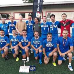 Profesorii au câștigat Cupa Firmelor și Instituțiilor, Mărcuș - omul finalei cu Penitenciarul