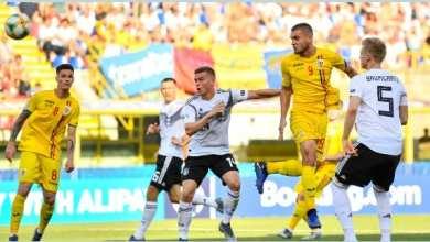 Photo of Visul verii italiene s-a încheiat în semifinale, cu arădeni Man și Petre în teren: Germania – România 4-2