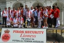 Photo of Piroș Security Arad ar putea respecta protocolul autorităților, dar cum va convinge fotbalistele să renunțe la joburi pentru cantonamente permanente?