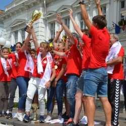 """""""Leoaicele"""" au duel de gală cu campioana României: """"Să ne ridicăm la nivelul clujencelor, fetele merită susținerea arădenilor!"""""""