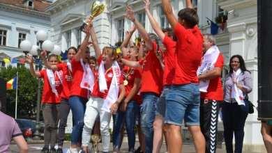 """Photo of """"Leoaicele"""" au duel de gală cu campioana României: """"Să ne ridicăm la nivelul clujencelor, fetele merită susținerea arădenilor!"""""""