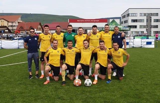 """Sistema, printre cele 20 de echipe ce joacă pentru """"aurul"""" național la minifotbal: """"Primul pas, să trecem de grupe!"""""""