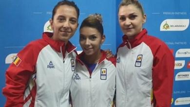 """Photo of """"Tricolorele"""", cu arădeanca Dodean printre protagoniste, învinse în finala Jocurilor Europene de chinezoaicele…Germaniei"""