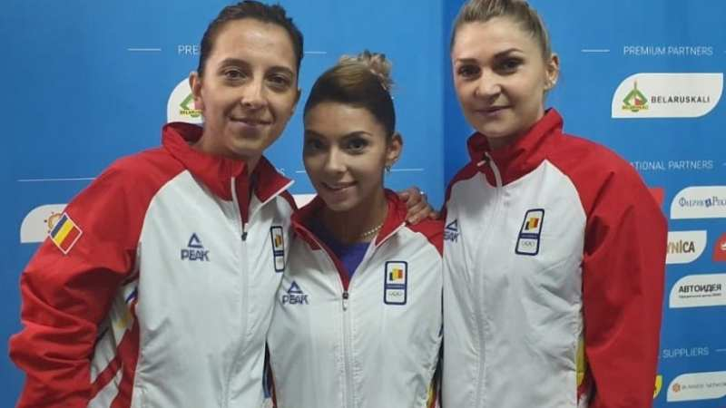 """""""Tricolorele"""", cu arădeanca Dodean printre protagoniste, învinse în finala Jocurilor Europene de chinezoaicele…Germaniei"""