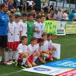 """UTA 2008, la un minut distanță de podiumul """"Summer Prague Cup"""""""