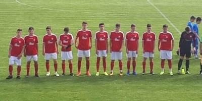 Eșec și cu Rapidul, semifinala Ligii Elitelor U 15 rămâne o experiență utilă pentru Viitorul