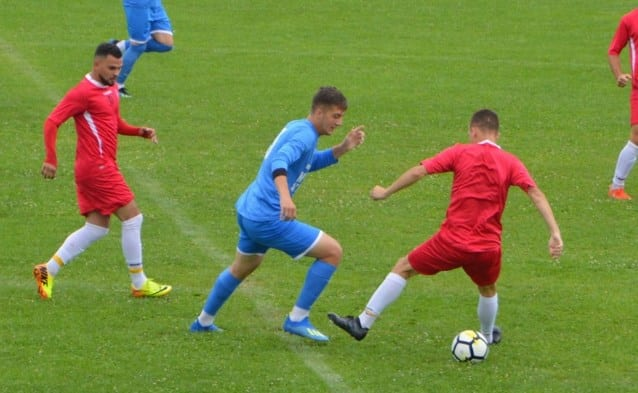 Codrea a adus prima victorie în amicalele verii: Crișul Chișineu Criș – Frontiera Curtici  1-0