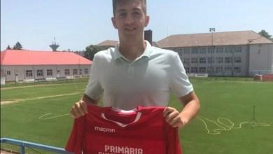 """Photo of L-a testat Poli, dar a semnat cu Crișul: Codrea e noul atacant al lui """"Știli"""""""