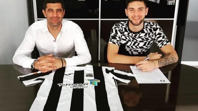 E oficial: Copaci și Stahl sunt din nou colegi, dar în Liga 1, la Astra!