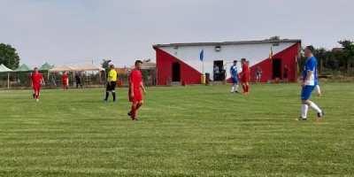 Bocsig, Bârzava, Berechiu și Zărand vor juca pentru trofeu la Cupa Satelor