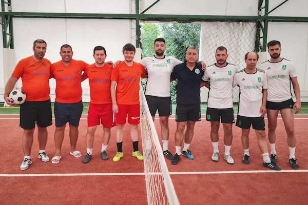 """Timișoara și-a adjudecat prima ediție a Cupei """"Vecchia Signora"""" la futnet 3vs.3"""