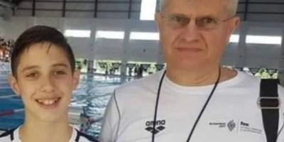 Înotătorul Lucas Rad s-a remarcat la Naţionalele cadeţilor