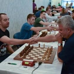 Remiză între favoriți la Arad Open
